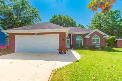 Daphne Single Family Home For Sale: 27547 Claiborne Circle