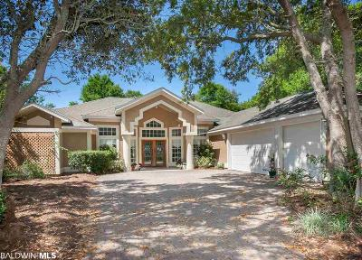 Baldwin County Single Family Home For Sale: 13 Bayside Court