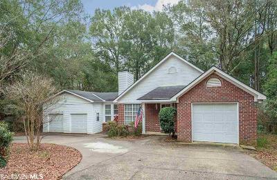 Daphne Single Family Home For Sale: 202 Greenbriar Cir
