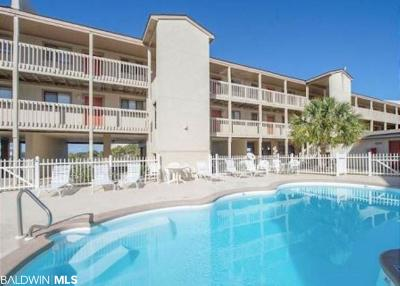 Gulf Shores, Orange Beach Condo/Townhouse For Sale: 930 W Beach Blvd #222