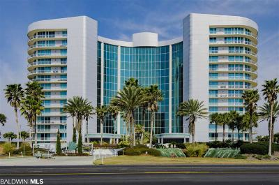 Gulf Shores, Orange Beach Condo/Townhouse For Sale: 29531 Perdido Beach Blvd #201