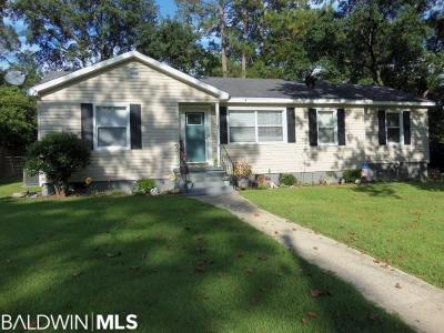 Baldwin County Single Family Home For Sale: 402 Thomley Avenue