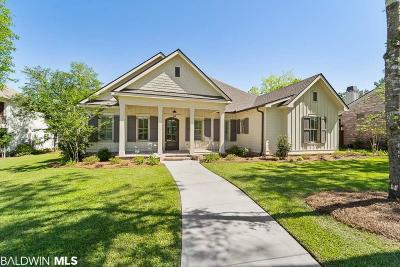 Fairhope Single Family Home For Sale: 526 Falling Water Blvd
