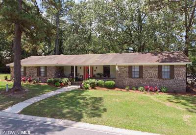 daphne Single Family Home For Sale: 112 Ridgewood Drive