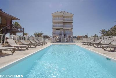 Gulf Shores Condo/Townhouse For Sale: 1432 A W Lagoon Avenue #A