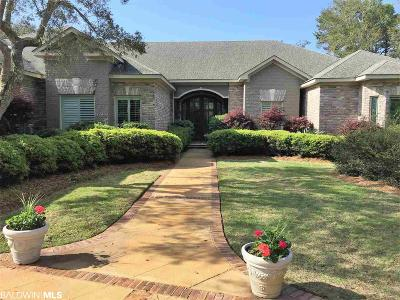 Gulf Shores Single Family Home For Sale: 32 Preserve Court