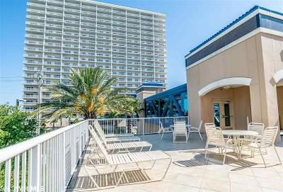 Gulf Shores Condo/Townhouse For Sale: 1010 W Beach Blvd #205