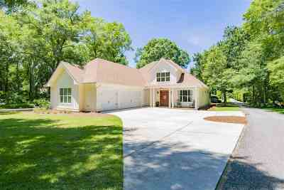 Daphne Single Family Home For Sale: 6415 Captains Lane