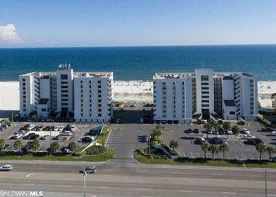 Gulf Shores Condo/Townhouse For Sale: 407 W Beach Blvd #170