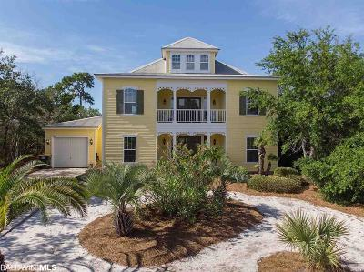 Gulf Shores Single Family Home For Sale: 9295 Carbet Lane