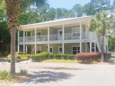 Gulf Shores Condo/Townhouse For Sale: 18389 State Highway 180 #D