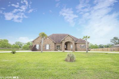 Robertsdale Single Family Home For Sale: 21364 County Road 65