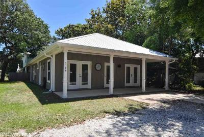 Orange Beach Single Family Home For Sale: 5306 Wolfhead Av