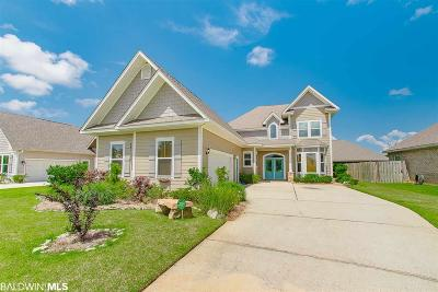 Daphne Single Family Home For Sale: 24555 Alex Court