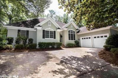 Baldwin County Single Family Home For Sale: 212 Rock Creek Parkway