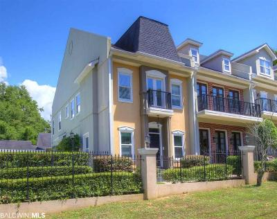 Fairhope Condo/Townhouse For Sale: 101 Fairhope Ct #14