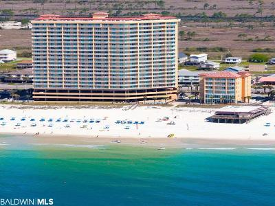 Gulf Shores Condo/Townhouse For Sale: 401 E Beach Blvd #1303