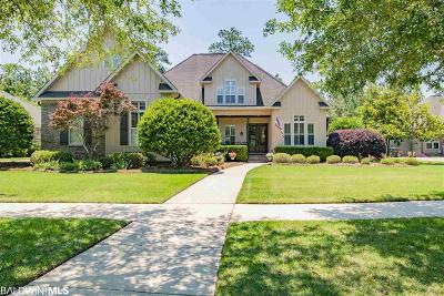 Daphne, Fairhope, Spanish Fort Single Family Home For Sale: 226 Stone Creek Boulevard