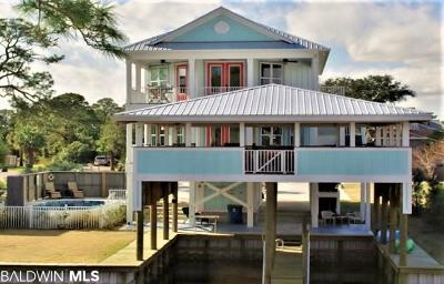 Orange Beach Single Family Home For Sale: 26682 Cotton Bayou Dr