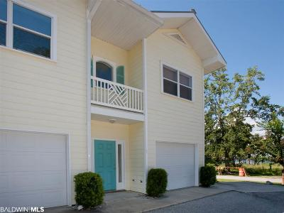 Orange Beach Condo/Townhouse For Sale: 4615 Nancy Ln #1