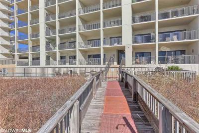Condo/Townhouse For Sale: 26266 Perdido Beach Blvd #402