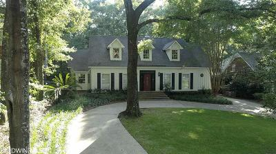 Fairhope Single Family Home For Sale: 22745 Sibley Cir