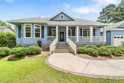 Silverhill Single Family Home For Sale: 22210 7th Street