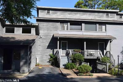 Daphne, Fairhope, Spanish Fort Condo/Townhouse For Sale: 210 S Mobile Street #12