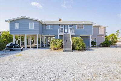 Ono Island Single Family Home For Sale: 30266 River Road