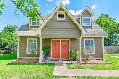 Loxley Single Family Home For Sale: 76 Steele Ln