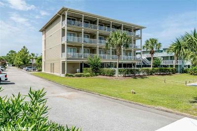Orange Beach Condo/Townhouse For Sale: 25909 Canal Rd NE Canal Road #G-1