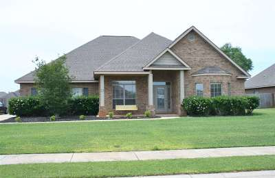 daphne Single Family Home For Sale: 23931 Flynt Drive