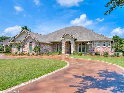 Gulf Shores Single Family Home For Sale: 3831 Blue Heron Drive