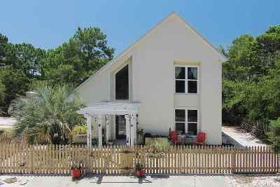 Gulf Shores Single Family Home For Sale: 6890 Palmetto Dr