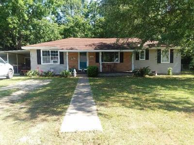 Bon Secour, Daphne, Fairhope, Foley, Magnolia Springs Single Family Home For Sale: 619 E Orange Avenue