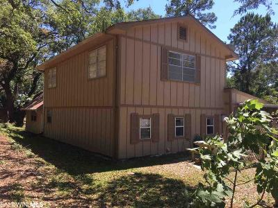 Gulf Shores Single Family Home For Sale: 17646 W Fort Morgan Hwy