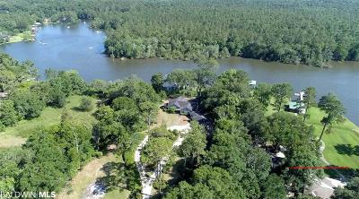 Magnolia Springs Residential Lots & Land For Sale: 14178 Oak Street