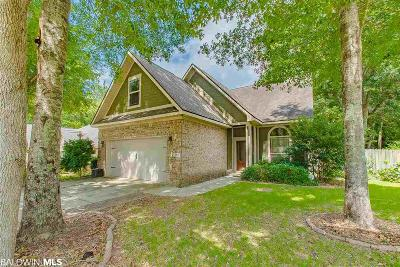 Fairhope Single Family Home For Sale: 552 Calibre Street