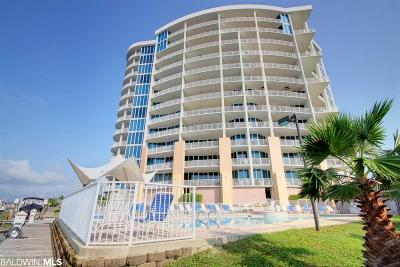 Orange Beach Condo/Townhouse For Sale: 28250 Canal Road #101