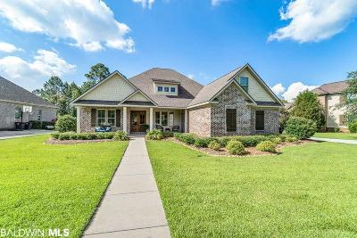 Daphne, Fairhope, Spanish Fort Single Family Home For Sale: 211 Stone Creek Boulevard
