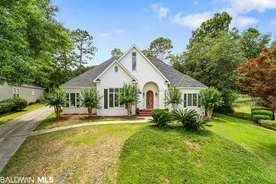 Fairhope Single Family Home For Sale: 121 Sandy Shoal Loop