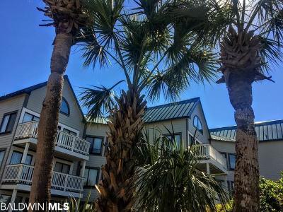 Gulf Shores Condo/Townhouse For Sale: 497 Plantation Road #1148