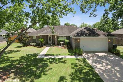 Summerdale Single Family Home For Sale: 21424 Goldsboro Lane