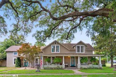Foley Single Family Home Contingent On Sale: 212 W Violet Av