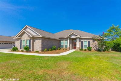 daphne Single Family Home For Sale: 26655 Fescue Court
