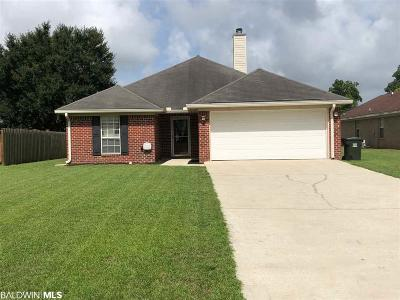 Loxley Single Family Home For Sale: 28128 Landmark Avenue