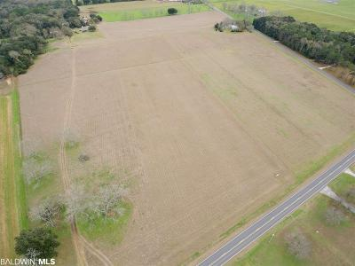 daphne Residential Lots & Land For Sale: Lot 1 E County Road 54