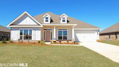 daphne Single Family Home For Sale: 10191 Dunleith Loop