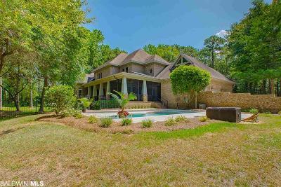 Fairhope Single Family Home For Sale: 7660 Martin Lane