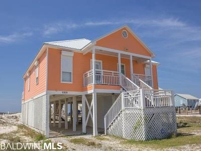Gulf Shores Single Family Home For Sale: 6004 Sawgrass Drive
